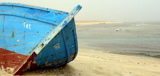 Schiffbruch: Die Angst geht um bei jungen Internet-Firmen. Foto: Michael Dunker