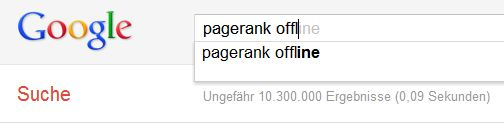 pagerank-offline