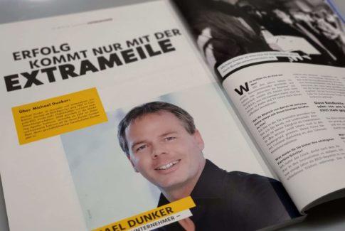 Secrets of Success Michael Dunker