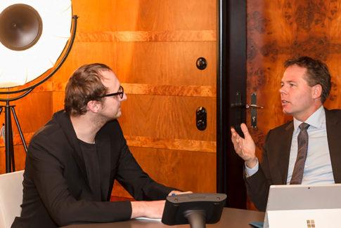 Michael Dunker im Interview